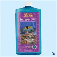 Starbrite - SeaSafe wash & wax (1 litre) eco friendly